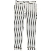Pearla Striped Trousers