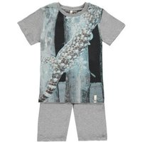 Organic Cotton Lizard Pyjamas