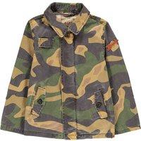 Camouflage Long Jacket