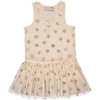 Bell Iridescent Floral Mesh Dress