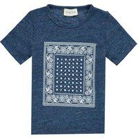 Bandana T-Shirt with Marl