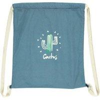 Cactus Linen Sports Bag