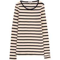Romie Stripe Ribbed T-Shirt