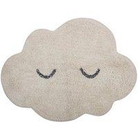 Cotton Cloud Rug 57x82cm