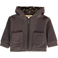 Verico Bird Lined Zip-Up Hoodie