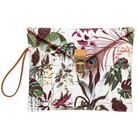 Tropical iPad Pouch