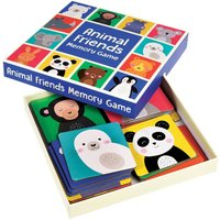 Animal Friends Memeory Game