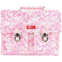 Jouy Mini Canvas Satchel