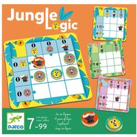 Jungle Logic Tactical Game