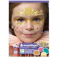 Princess Face Paint Set