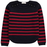 Abby Striped Sailor Jumper