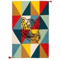 Circus Cotton Rug - Tiger