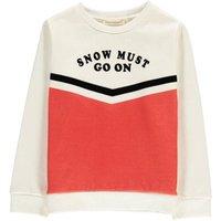 Snow Must Go On Sweatshirt