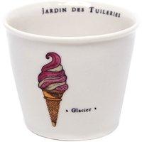 Jardin du Tuileries Porcelain Cup, Height 7.5cm - Marin Montagut