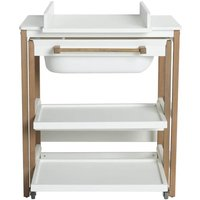 Smart Changing Table and Tub