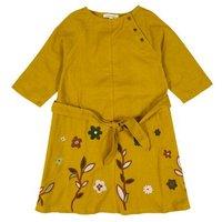 Belsay Embroidered Flower Dress