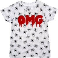 OMG All Over Spider T-Shirt
