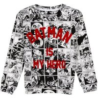 Batman Is My Hero Sweatshirt