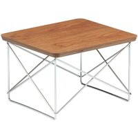 Occasional LTR Coffee Table - Chrome Base - Charles & Ray Eames, 1945 - Limited Edition