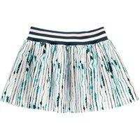 Around The Issue Striped Skirt
