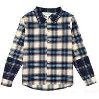 Wood Checked Shirt