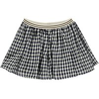 Angie Checked Skirt