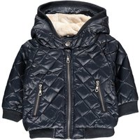 Jerry Fur Lined Quilted Down Jacket