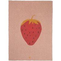 Fruiticana Strawberry Blanket