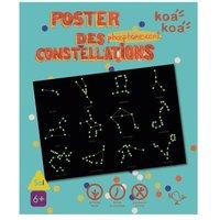 Phosphorescent Colouring - Constellations