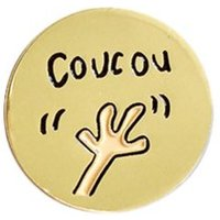 Coucou Brooch