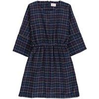Geraldine Checked Dress