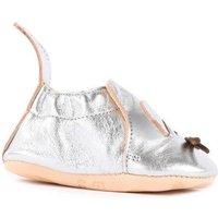 Blumoo Mouse Metallic Leather Slippers