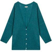 Zagora Merino Wool & Mohair Cardigan - Teen & Women's Collection