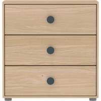Popsicle Chest of Drawers - 3 Drawers
