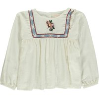 Toto Embroidered Blouse