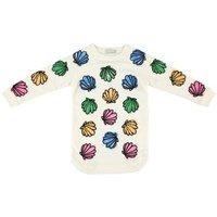 Saphire Shell Organic Cotton Fleece Dress