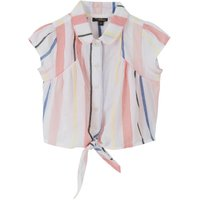 Orlena Striped Blouse