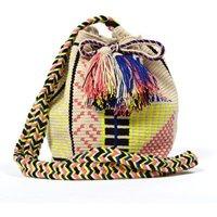 Medium Wayuu Bucket Bag