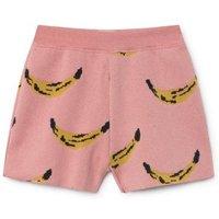Banana Knit Shorts