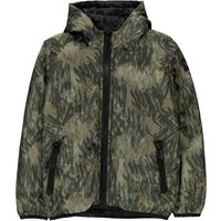Buckley Camouflage Zip-Up Jacket