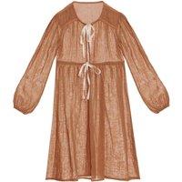 Fairy Linen & Cotton Dress/Jacket