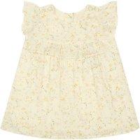 Annie Ruffled Floral Dress
