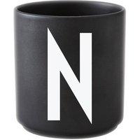 N Porcelain Cup