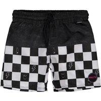 Wall Ride Checkerboard Swim Shorts