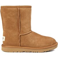 Classic II Fur Lined Suede Boots