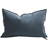 Verse Visa Washed Linen Cushion