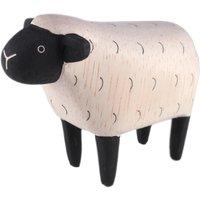Sheep Wooden Figurine