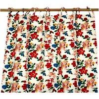 Hibiscus Cotton Curtain 115x250cm