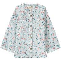 Ruffled Fish Shirt