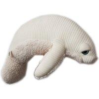Albino Manatee Soft Toy 48cm